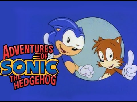 Adventures of Sonic the Hedgehog 101 - Super Special Sonic S