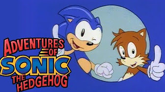 Adventures Of Sonic The Hedgehog Full Series Youtube