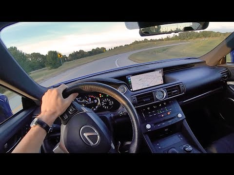 2019 Lexus RC F - POV Review