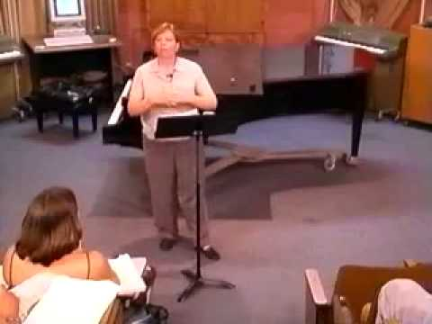The Language of Music: Lecture 1 - The Elements of Music 1