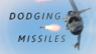 How to Evade Against Missiles in War Thunder