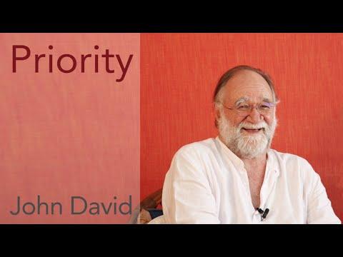 Priority • John David Satsang