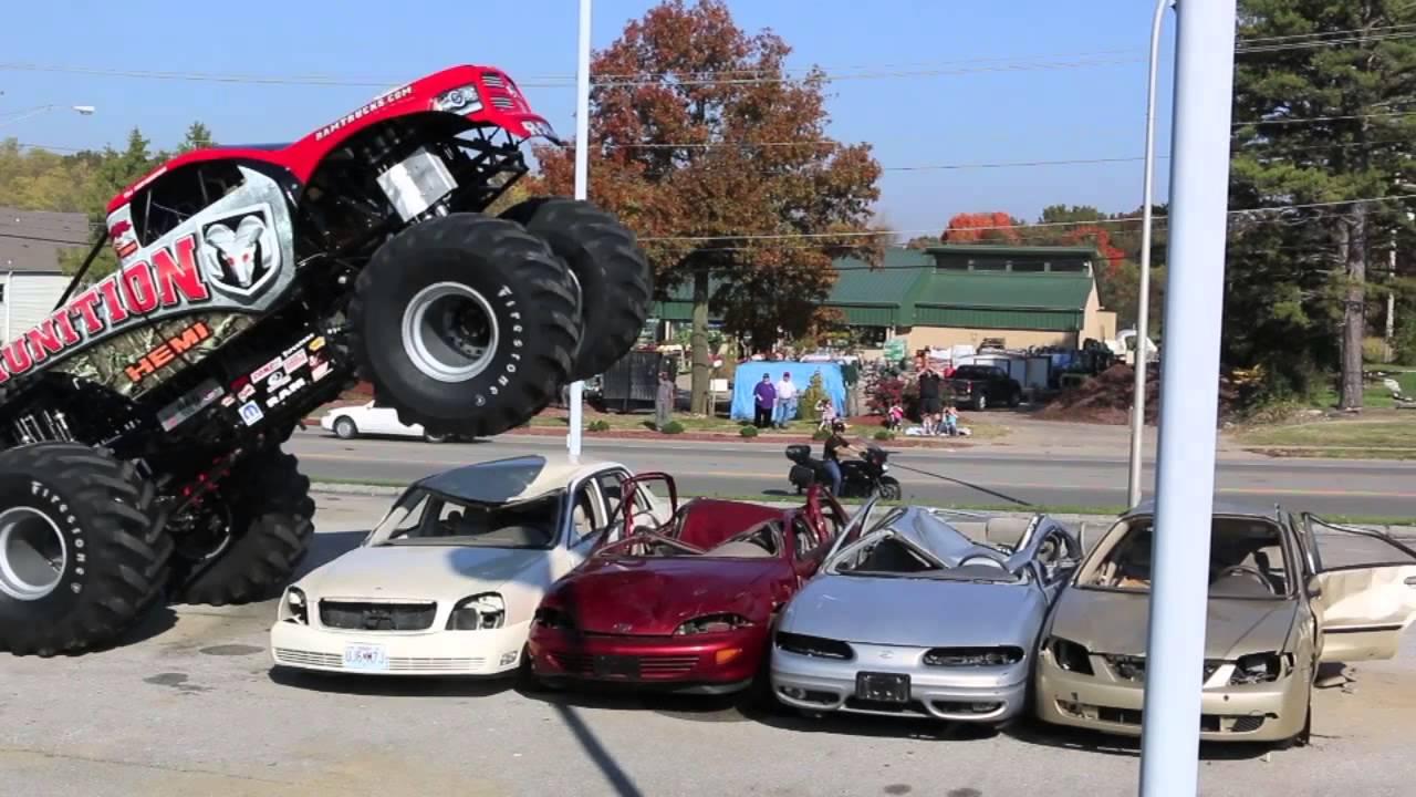 Joe Machens Ram Rammunition Car Crush 2014 Youtube