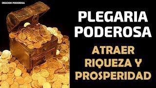 Plegaria poderosa para atraer riqueza y prosperidad