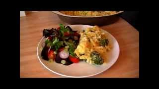 Four Cheese Pasta Bake Made Healthy