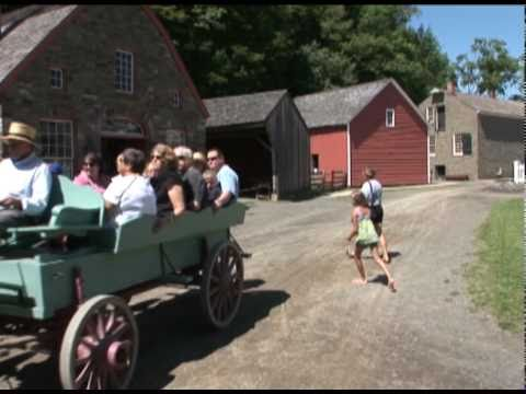 Cooperstown NY - The Farmers' Museum