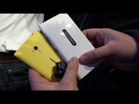 Nokia Lumia 720 vs Nokia Lumia 920 | Pocketnow