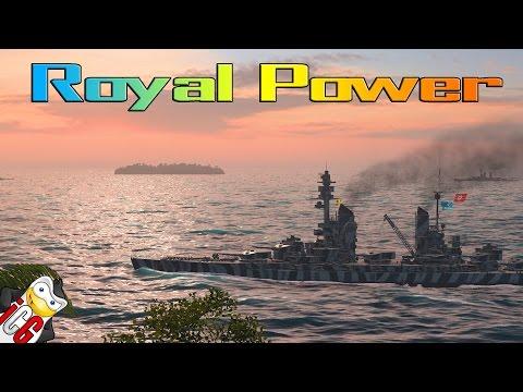 World of Warships - Royal Power