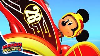 Микки и веселые гонки - сезон 2 Серия 08 | мультфильм Disney про Микки Мауса и его машинки