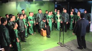 Liturgikon Vocal Ensemble - Man in The Mirror (Arr. by Annie Nepomuceno).mp3