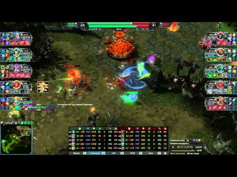 видео: баг в hon (heroes of newerth) 2015