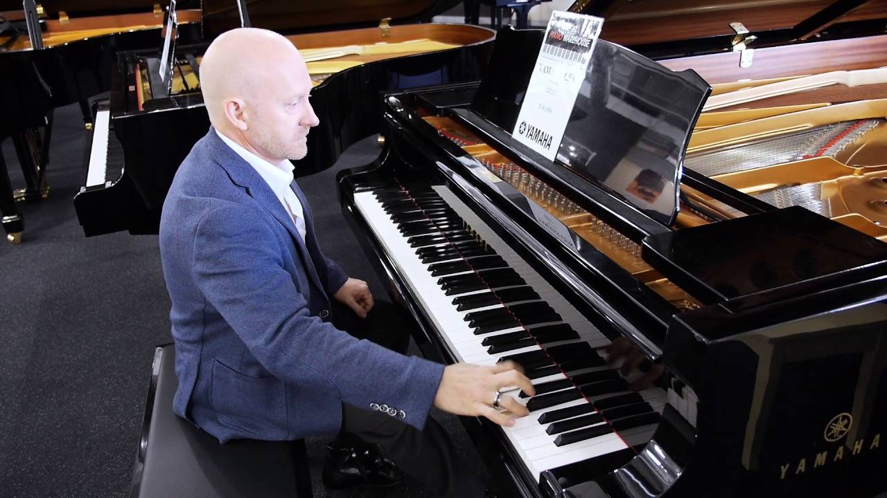 Yamaha Cf3s 9ft Concert Grand Piano