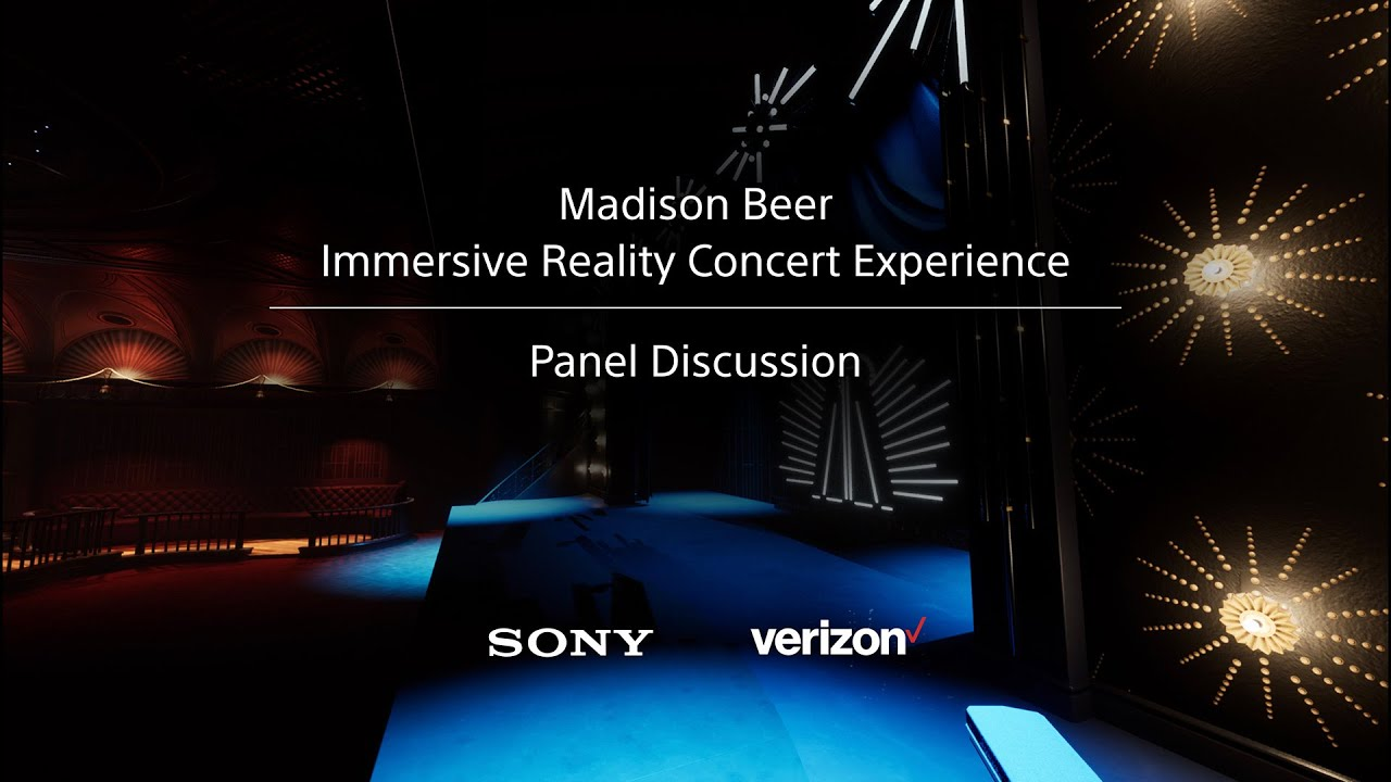 Madison Beer Reimagines the Future of Virtual Concerts
