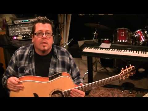 How to play When It Rains by Eli Young Band on guitar by Mike Gross
