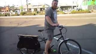 Yuba Mundo and Boda Boda Cargo Bikes at CicloSDias, Fall 2014