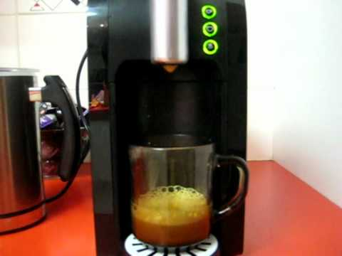 Aldi Expressi Coffee Machine And Milk Frother K Fee Pod System