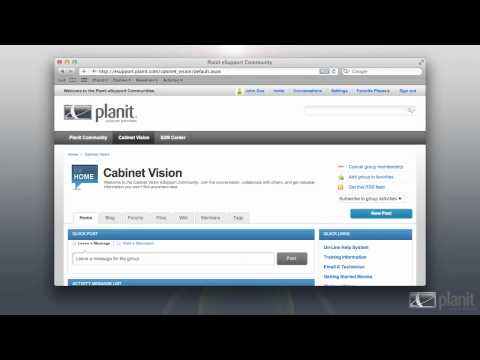 Planit eSupport Product Wikis