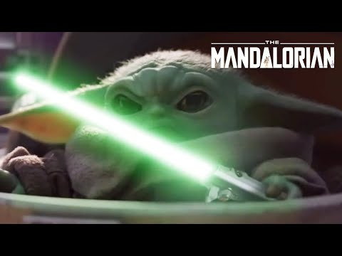 Star Wars The Mandalorian Scene - Why Baby Yoda Is Important To The Empire
