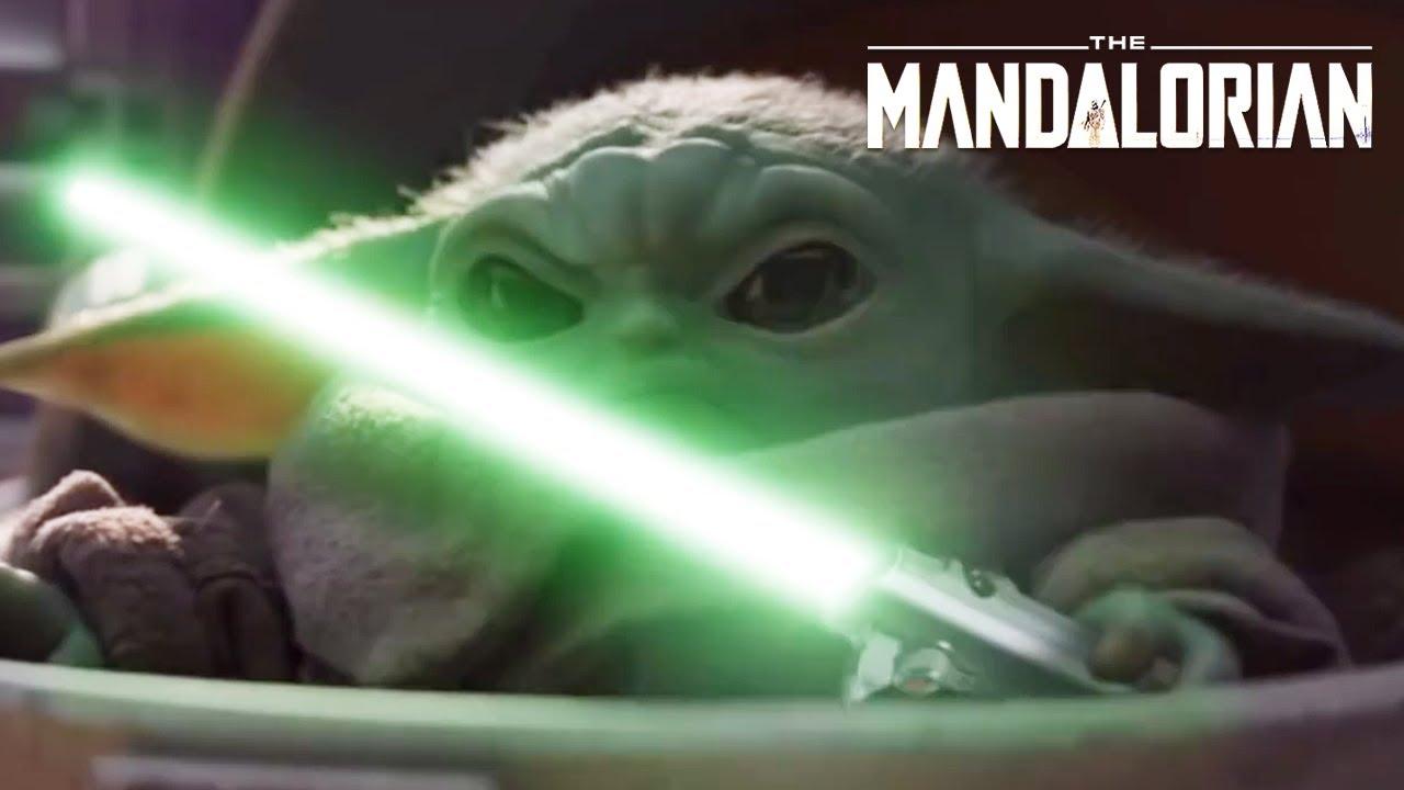 Disney's 'Mandalorian' finale offers Star Wars a path forward  Baby ...