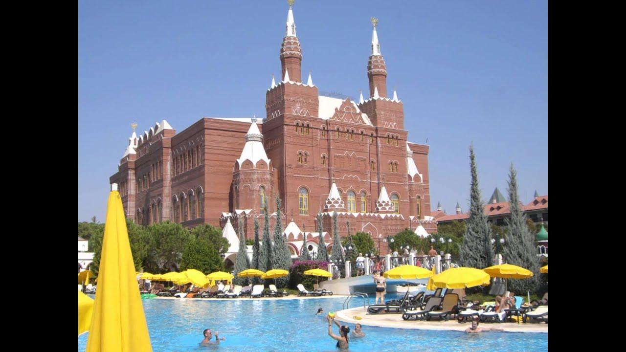 Wow Kremlin Palace Antalya Turkey-2011 Tatiana