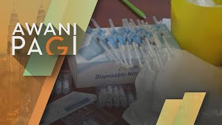 #AWANIPagi | Lawan helah fahaman anti-vaksin di dunia digital