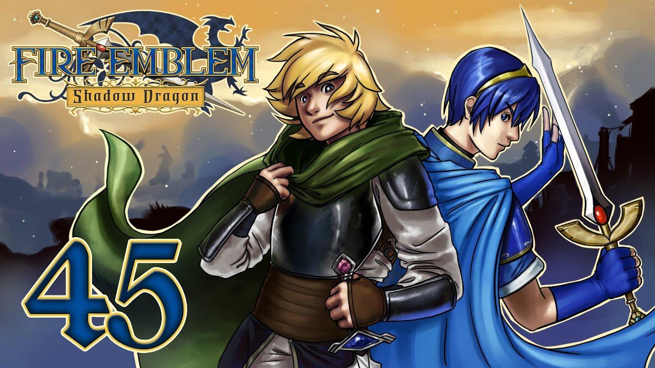 Let S Play Fire Emblem Shadow Dragon German 45 Marth Kehrt