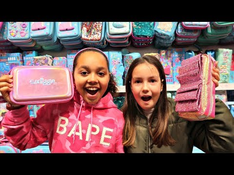 NEW Smiggle Back To School Supplies Shopping Haul | Toys AndMe