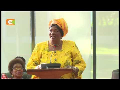EALA fetes former First Lady Mama Ngina Kenyatta