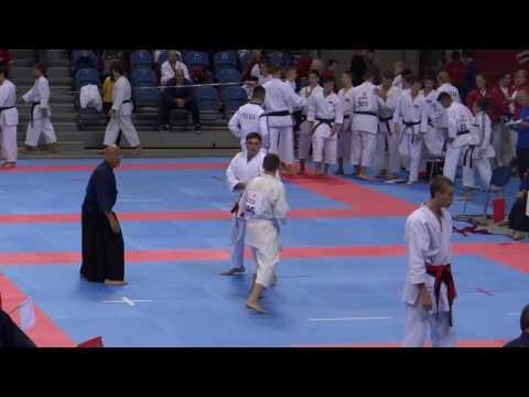 Чемпионат Мира с Традиционного карате Украина-Армения (1-16,4-0)(1)