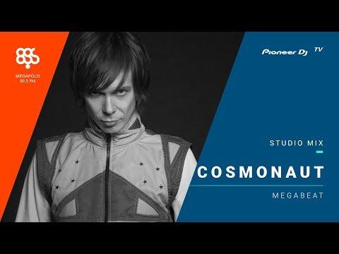 Cosmonaut megapolis 895 fm MegaBeat  Stellar Fountain  Pioneer DJ TV  Moscow