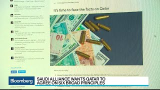 U.S., U.K. Said to Propose Qatar Crisis Road Map