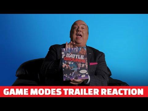 WWE 2K Battlegrounds Game Modes Trailer Reaction/Overview! |