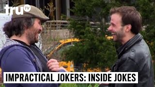 Impractical Jokers: Inside Jokes - Q's Kiss Rejection | truTV