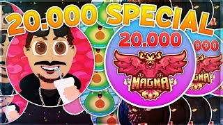 AGMA.IO ABILITY DESTRUCTION 10 - 20.000 SPECIAL *HUGE AGMA.IO GIVEAWAY*