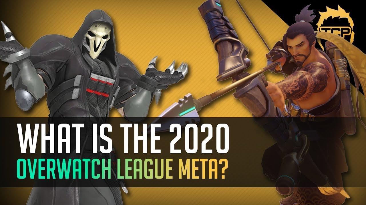 Halloween 2020 Meta Barroi: What is the 2020 Overwatch League Meta?   YouTube