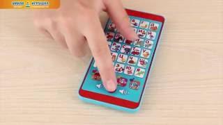 Электронная игрушка «Музыкальная азбука», Азбукварик