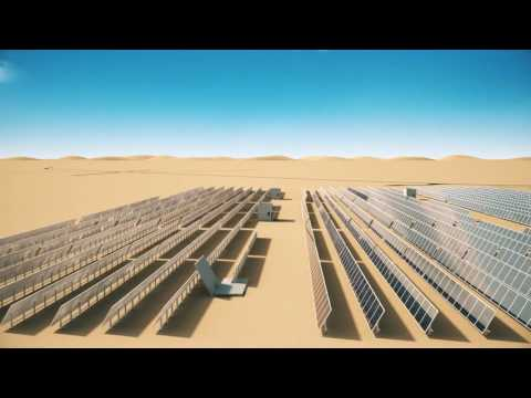 What is Mohammed bin Rashid Al Maktoum Solar Park?