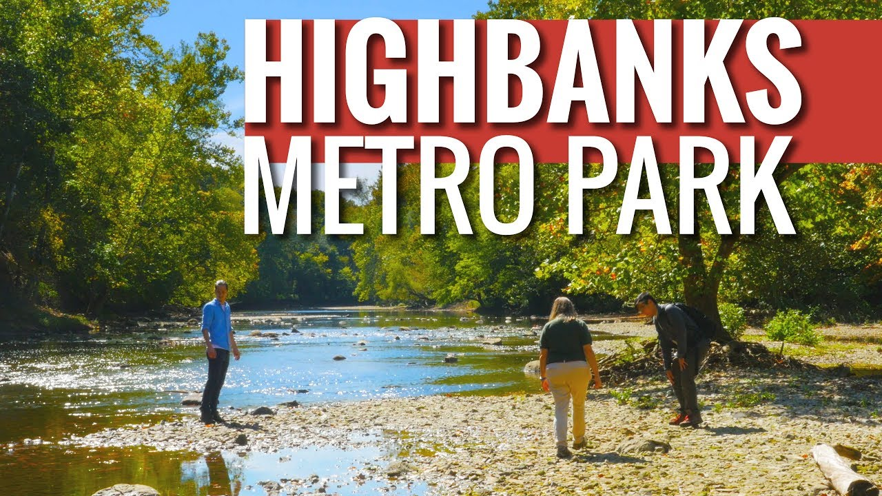 Highbanks Metro Park Columbus Ohio