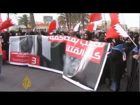 Bahrain economy suffering under unrest