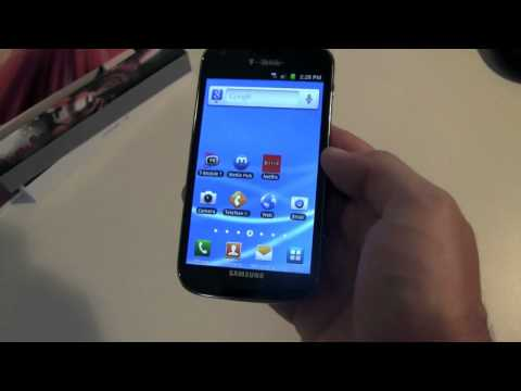 Samsung Galaxy S 2 (T-Mobile) Unboxing