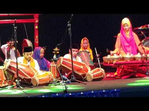 Festival Seni Musik Nusantara 2016 di Parigi Moutong