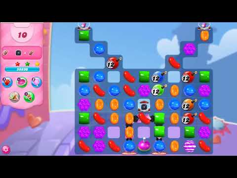 Candy Crush Saga Level 3222 NO BOOSTERS