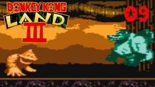 Vamos Detonar Donkey Kong Land 3 - #9 - O K.Rool vem quicando