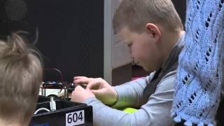 Урок робототехники