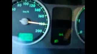 ГАЗ-31105 Волга скорость 190 км/ч