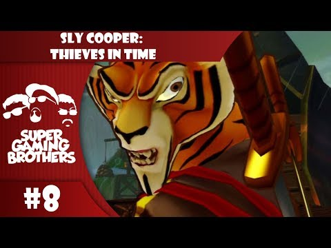 SGB Play: Sly Cooper: Thieves In Time - Part 8 | Operation: I'm Grrrreeeaat!