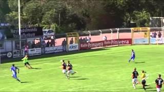 Viktoria Aschaffenburg - TSV Buchbach (Regionalliga Bayern 15/16, 8. Spieltag)