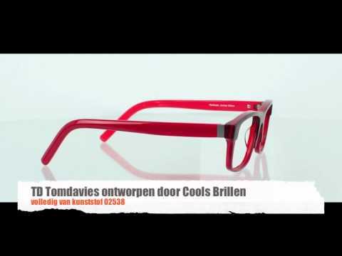 TD Tom Davies 2538 door Cools Brillen gemaakt