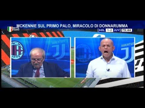 Download Milan Juventus 1-3 con Tiziano Crudeli