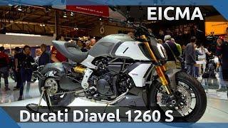 2019 Ducati Diavel 1260 S - EICMA 2019
